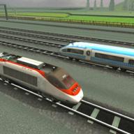 欧洲列车模拟器