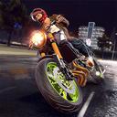 怪叔叔骑摩托