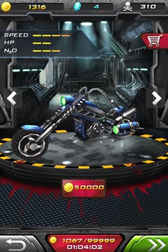 超级玛丽山地摩托车2