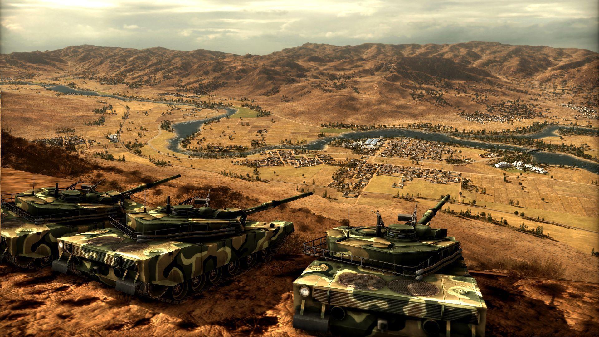 战争类游戏